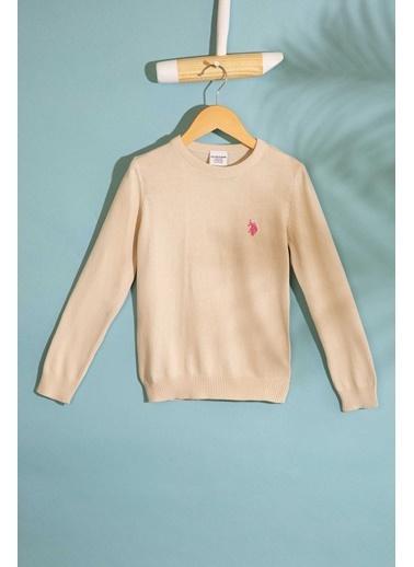 U.S. Polo Assn. Kazak Beyaz